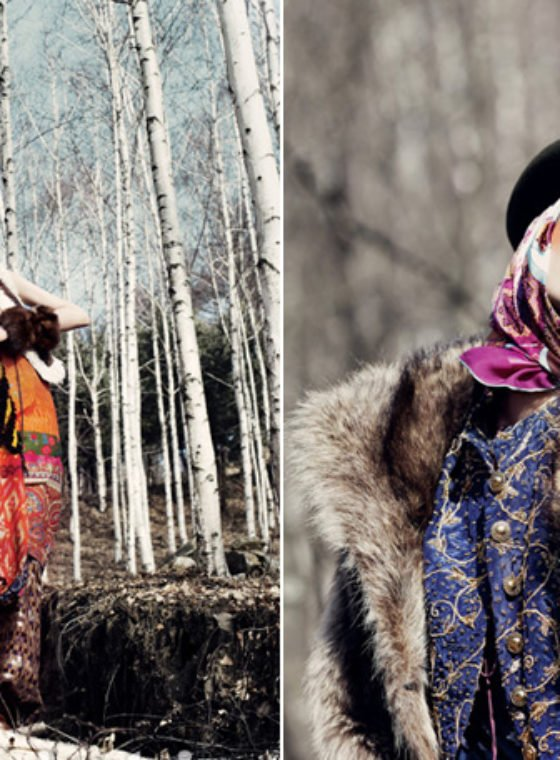 Ethnic Winter