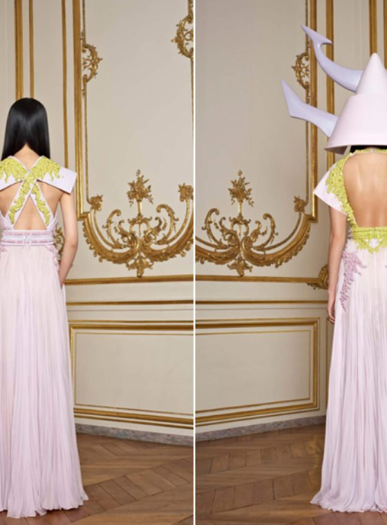 Givenchy Spring 2011 Couture