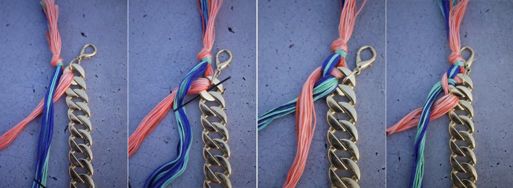 wovenbracelet4 1024x377 - �ok Ho� Bileklik :)