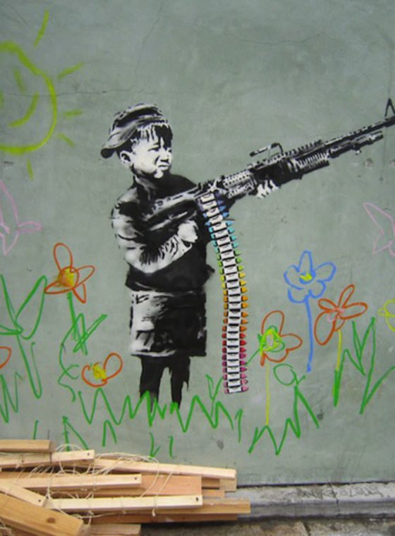 Banksy In LA