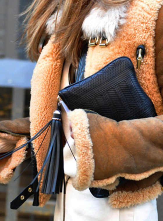 Spotted #Bags #NYFW