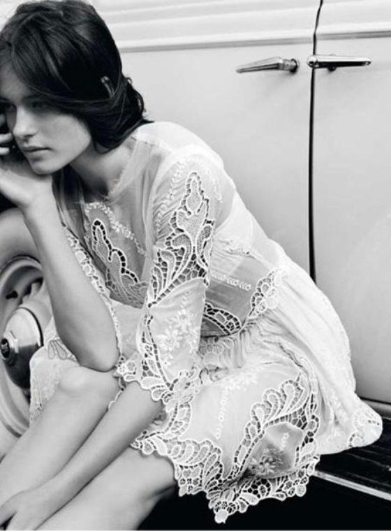 Ivory & Lace