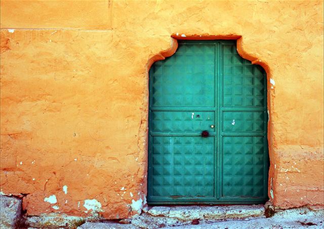 come & knock on my door