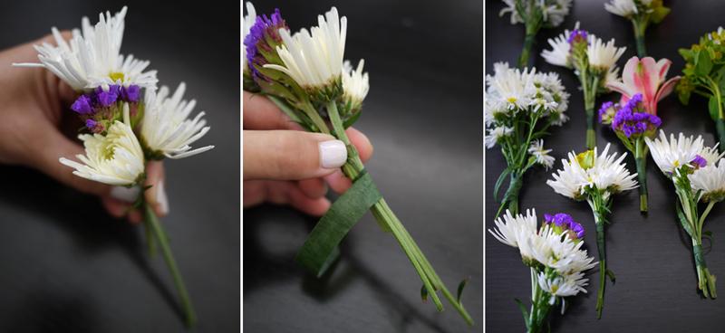 Идеи для букетов из цветов своими руками 69