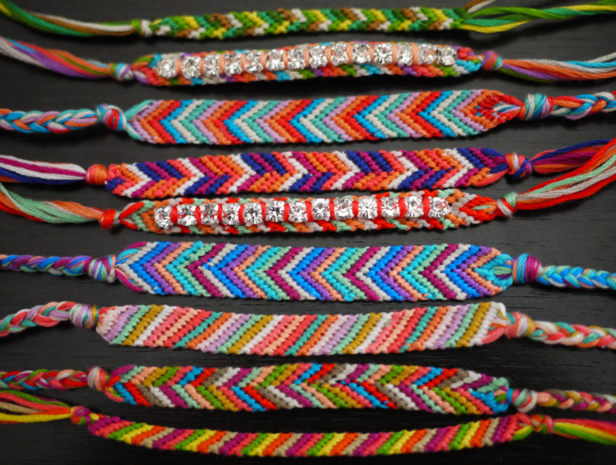 Diy Friendship Bracelet Honestly
