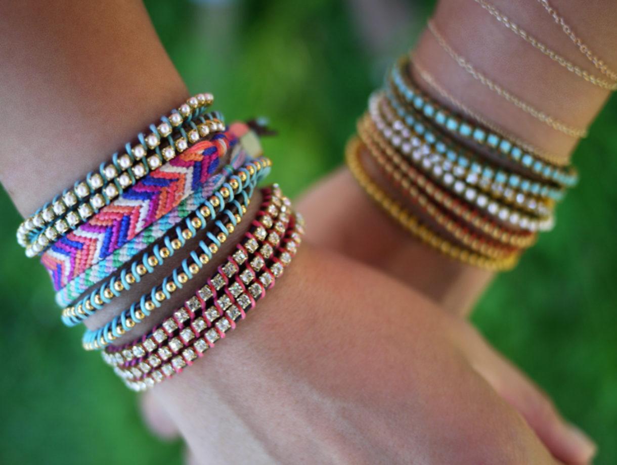4fead4b3402 DIY Wrap Bracelet – Honestly WTF