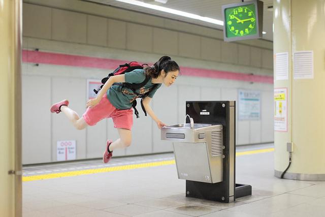 Natsumi Hayashi on The Sent