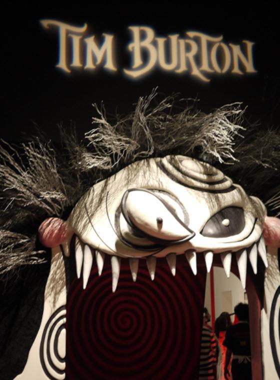 A Tim Burton Halloween