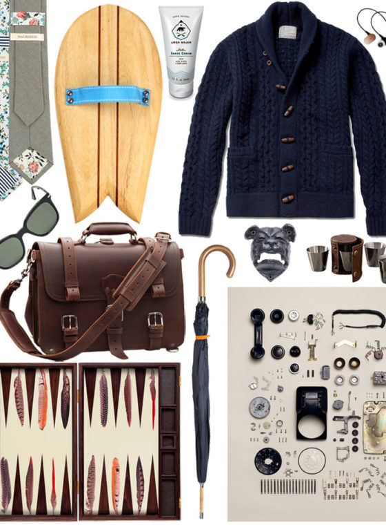 Gift Guide 2011: For The Dudes