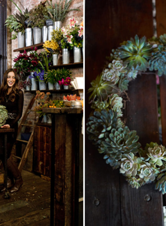 Loeffler Randall x Flower Girl DIY