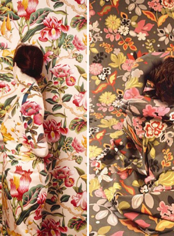 Cecilia Camouflaged