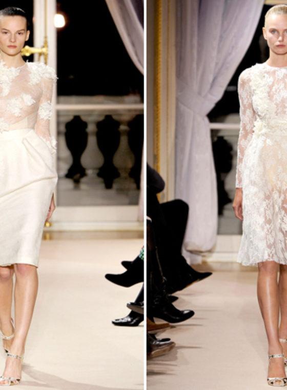 Giambattista Valli Spring Couture 2012