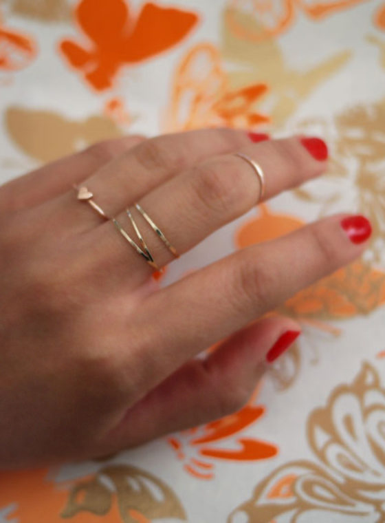 Catbird Threadbare Rings Giveaway