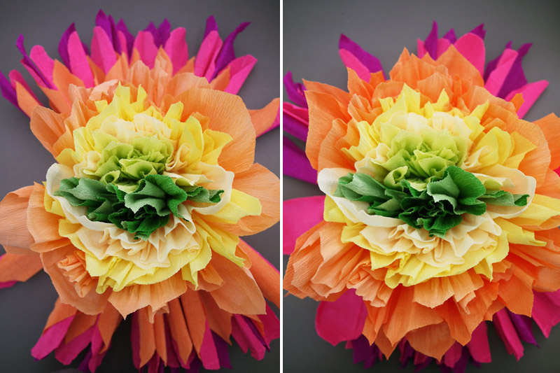 Diy crepe paper flowers honestly wtf soon enough your crepe paper flower mightylinksfo