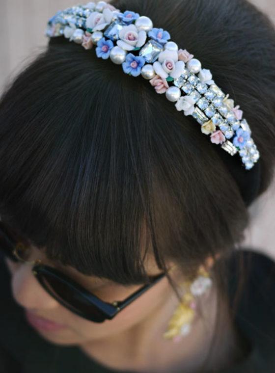 DIY Dolce & Gabbana Tiara