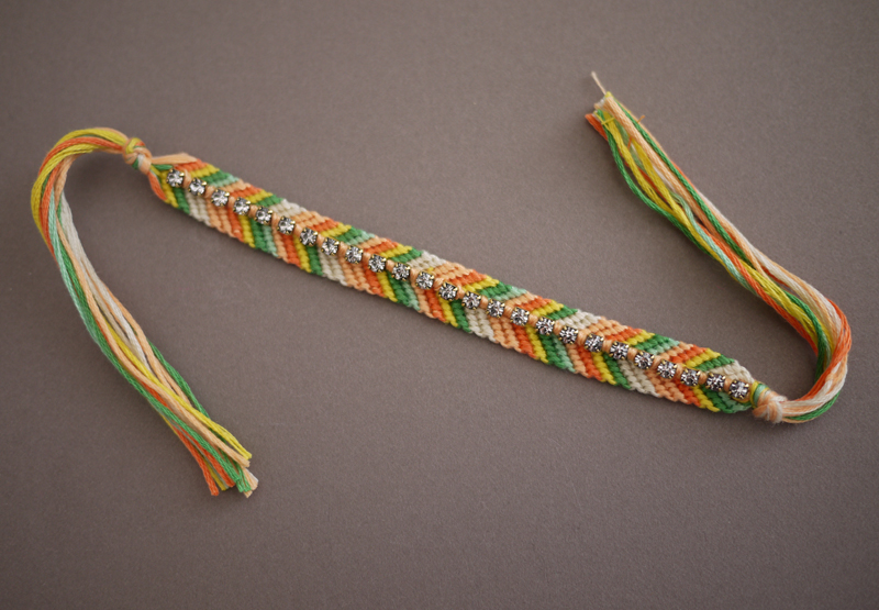 Diy friendship bracelets patterns with beads