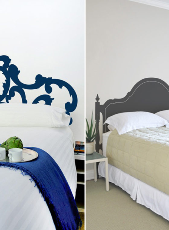 Decal Headboards