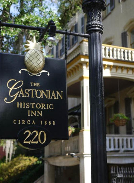 Savannah + The Gastonian