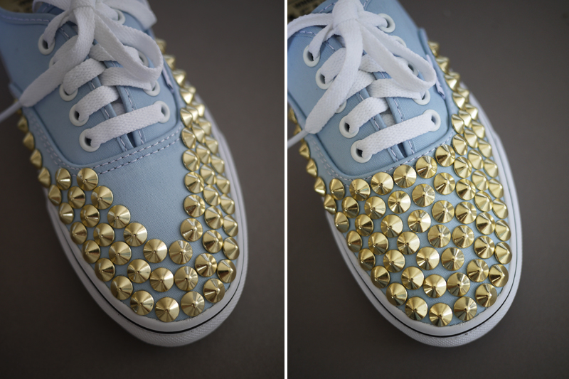 f9fe4c6b162 DIY Studded Sneakers – Honestly WTF