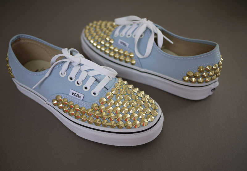 62c63d5115cab5 We loved these brushed twill pastel sneakers so much that Vans ...