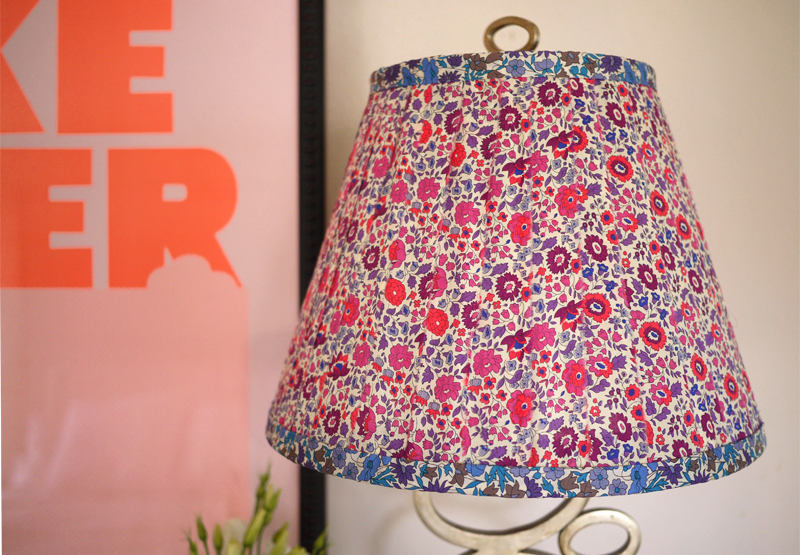 Diy Floral Lampshade Honestly Wtf