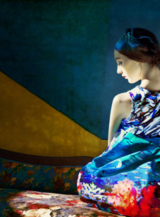 Mary Katrantzou + Erik Madigan Heck