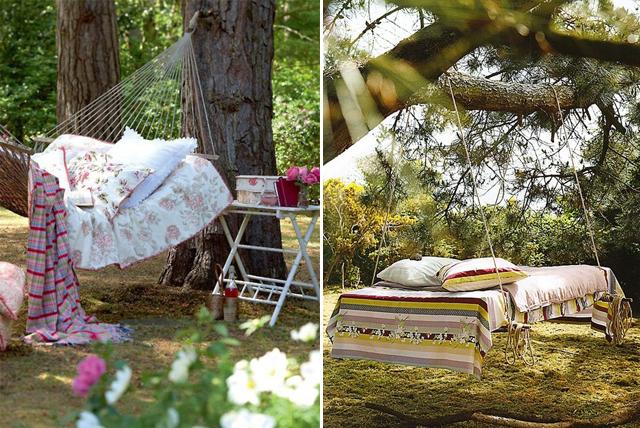Summer slumber - Jardin exterieur deco ...