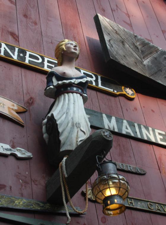Levi's + Maine = Fall 2012