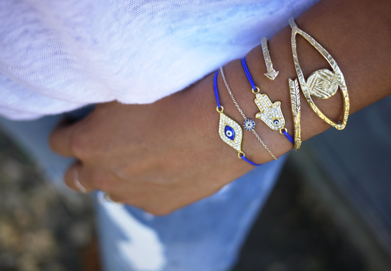 Diy sliding knot bracelet honestly wtf evil aloadofball Choice Image
