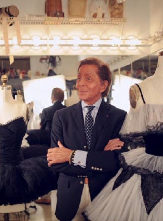 Valentino At The Ballet
