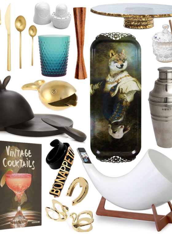 Gift Guide 2012: For The Hostess