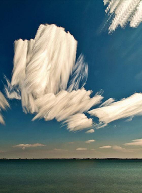 Smeared Sky