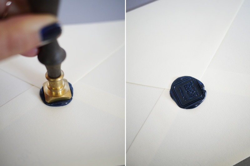 Diy wax seal honestly wtf for Melting wax for letters