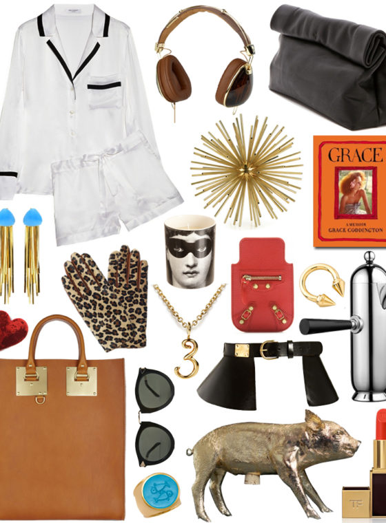 Gift Guide 2012: For The City Girl