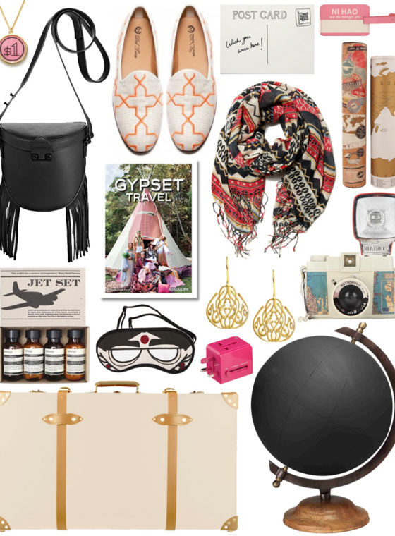 Gift Guide 2012: The Globetrotter