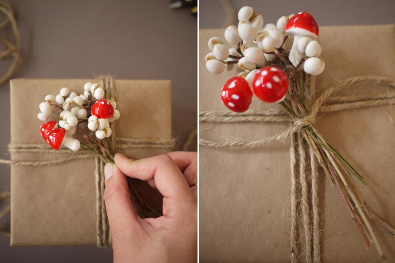 Новогодние украшения и подарки своими руками на