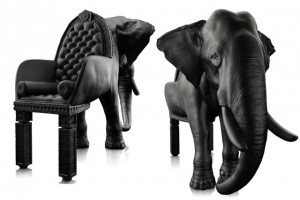 elephant chair 1
