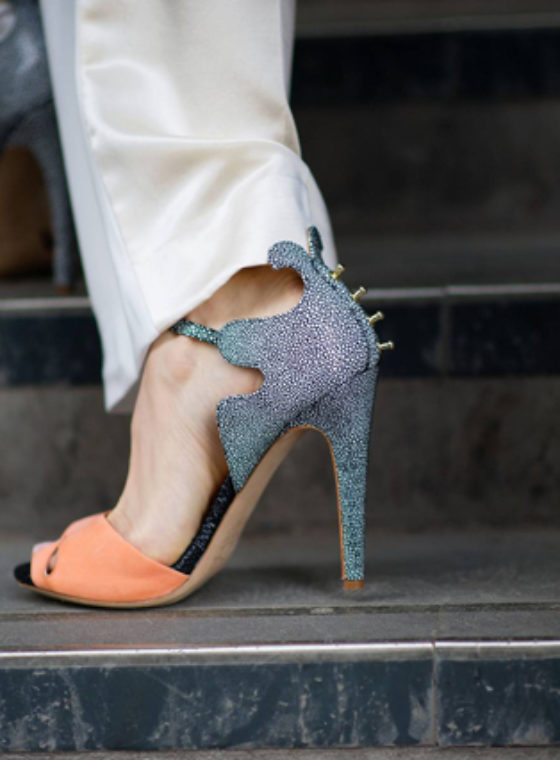 Spotted: #NYFW #LFW #MFW #Shoes