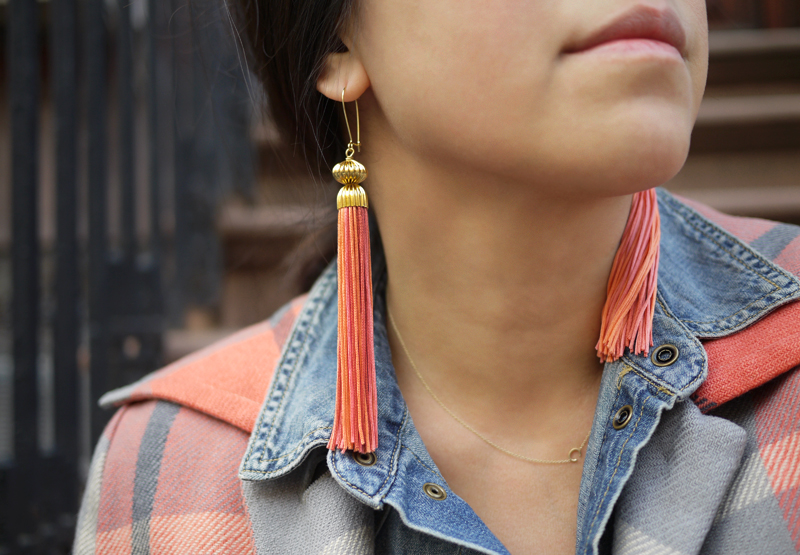 diy tassel earrings a pair and spare dating
