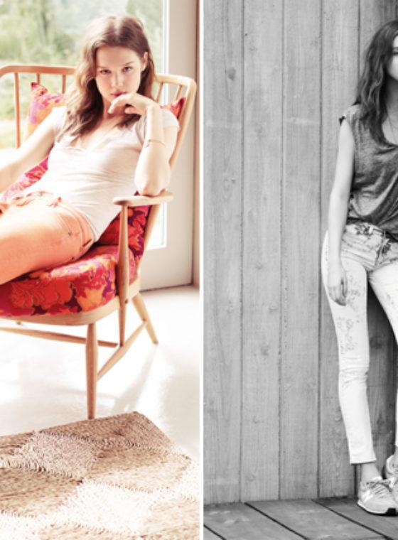 MiH Jeans Spring 2013