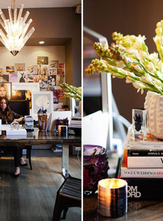 Jennifer Fisher's Office