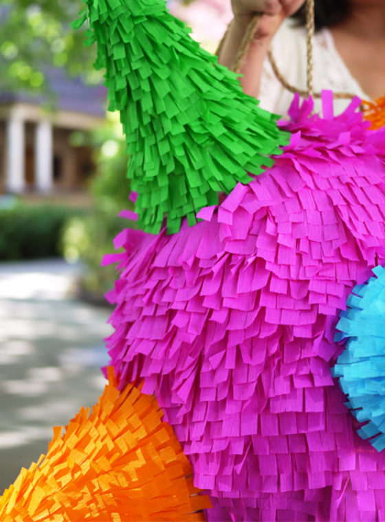 DIY Star Piñata