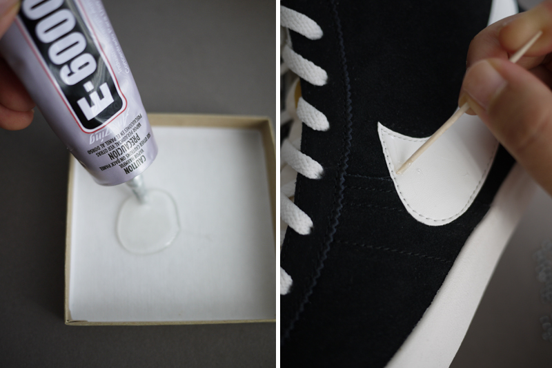 DIY Crystal Studded Sneakers Honestly WTF