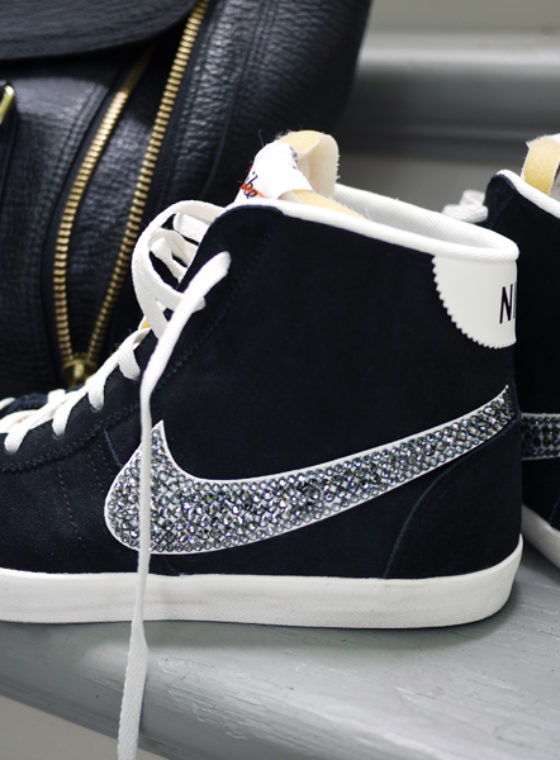 1715bd762e0c DIY Studded Sneakers – Honestly WTF