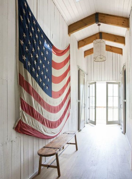 Broad Stripes + Bright Stars