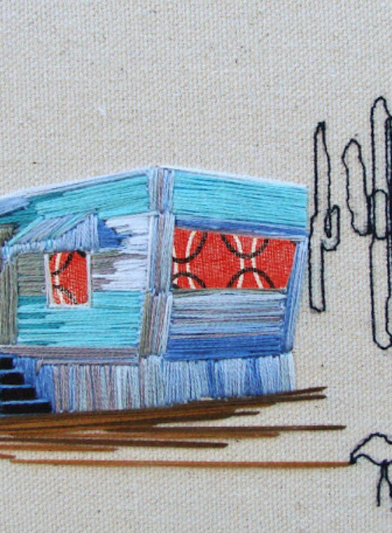 Embroidered Dwellings