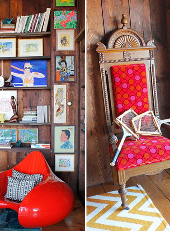 Nanette Lepore's Cabin