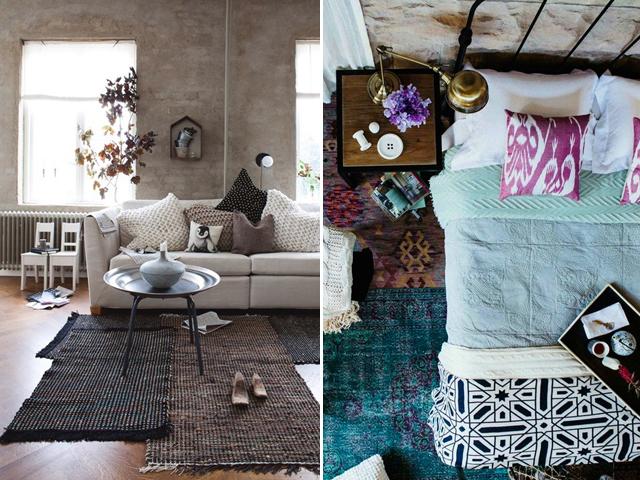 layered rugs 11