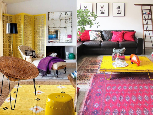 layered rugs 4