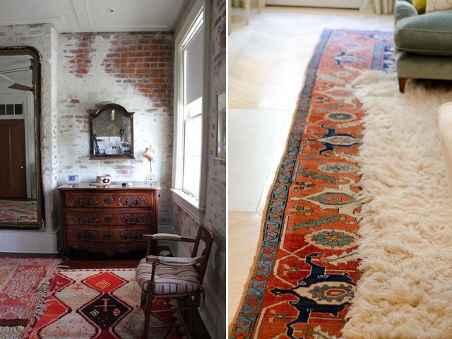 layered rugs 8